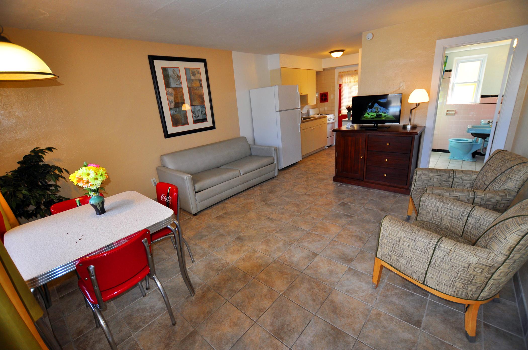 Nantucket Type C Room Living Room