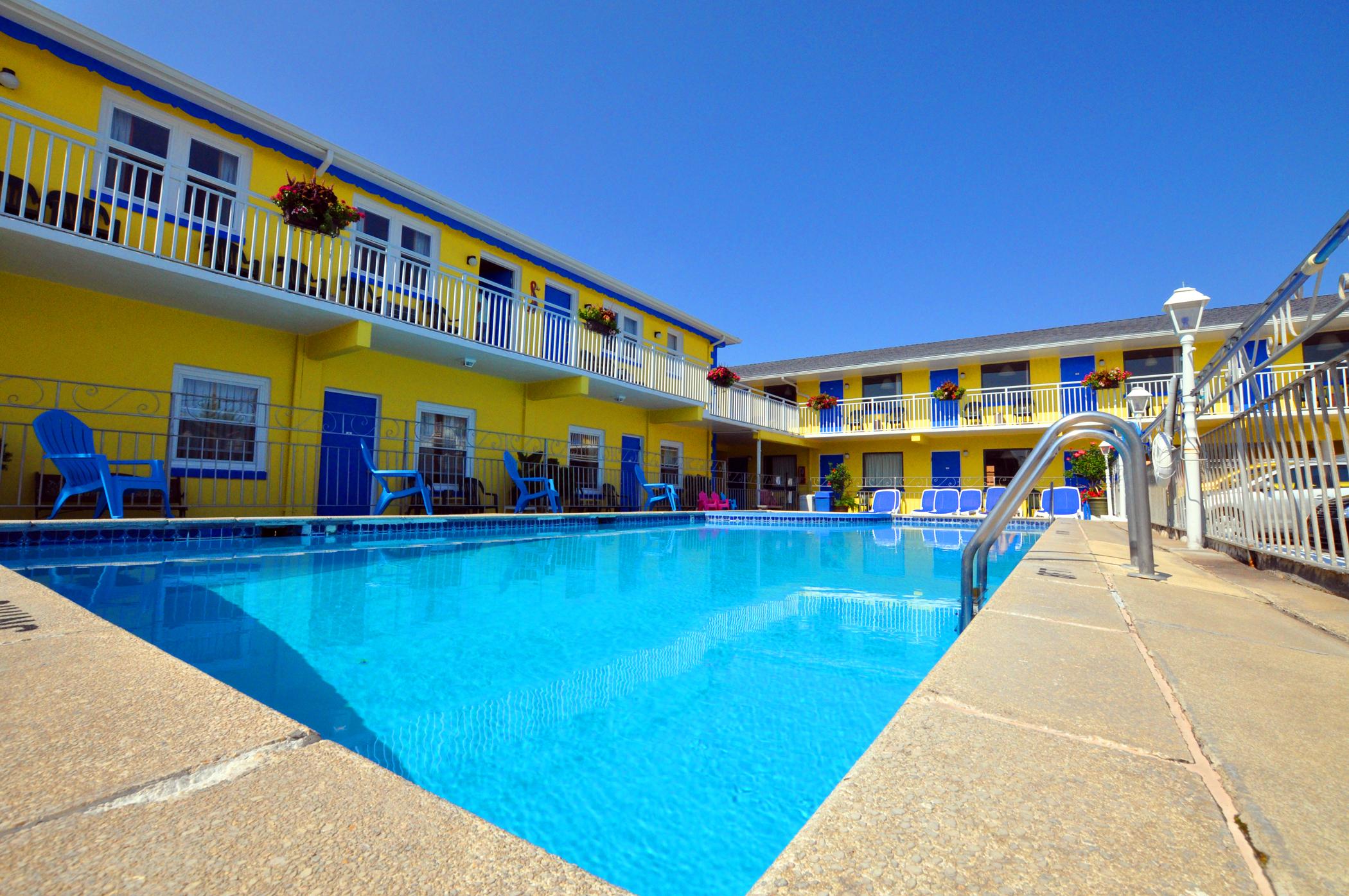 Nantucket hotel in Wildwood Pool