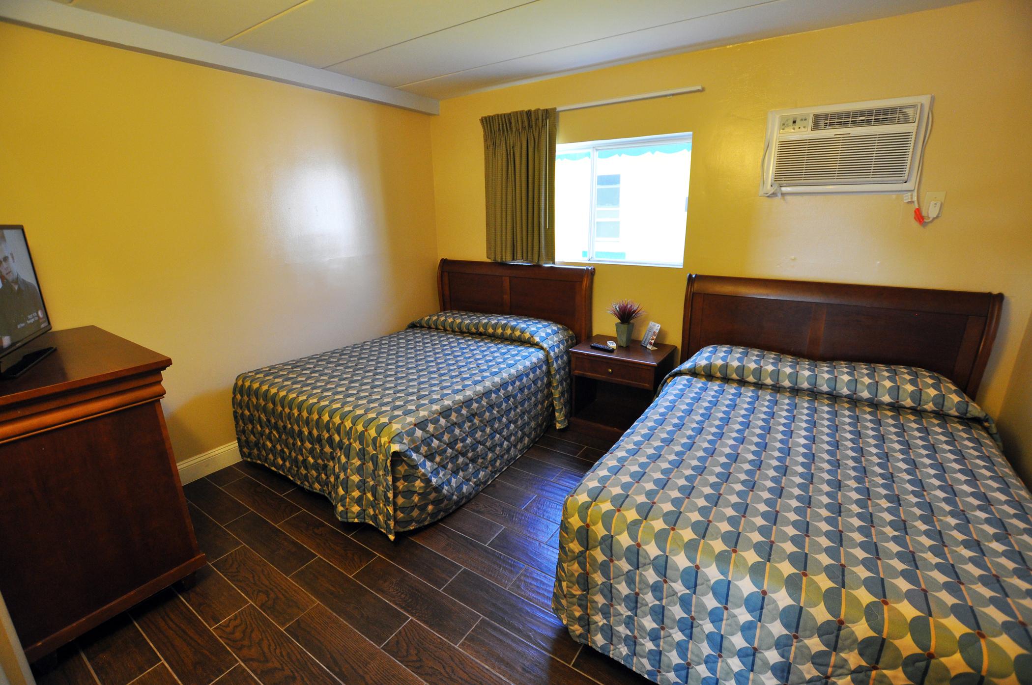 Nantucket Type D Room Bedroom