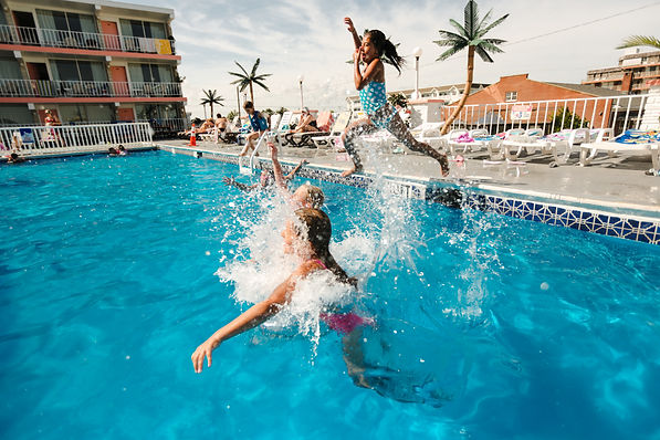 Olympic Beach Resort in Wildwood Crest -