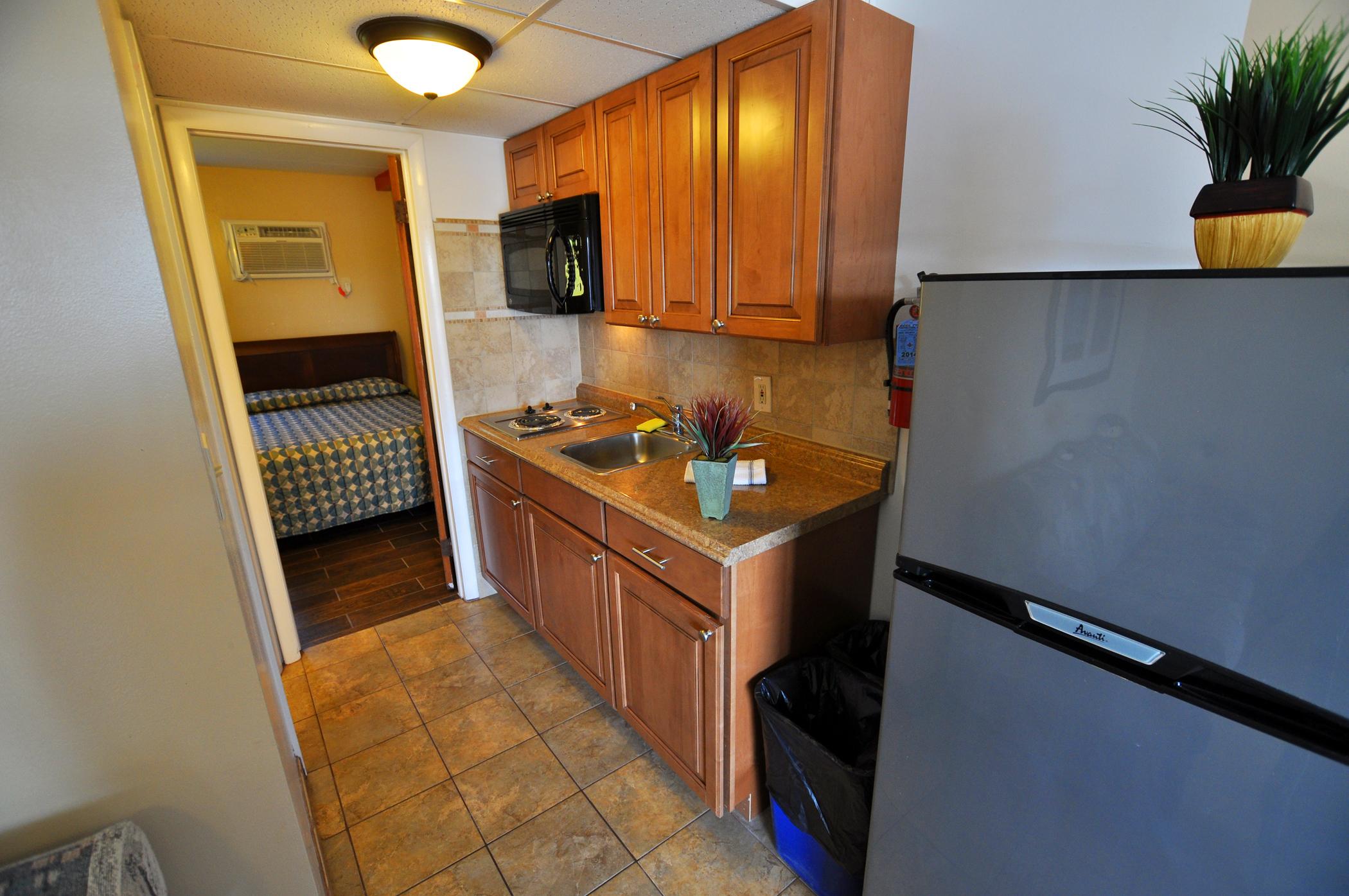 Nantucket Type D Room Kitchen