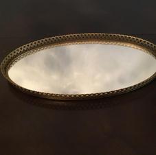 Mirrored Tray #6
