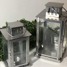 Galvanized Lanterns
