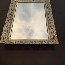 Mirrored Tray #9