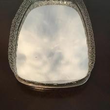Mirrored Tray #13