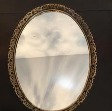 Mirrored Tray #14