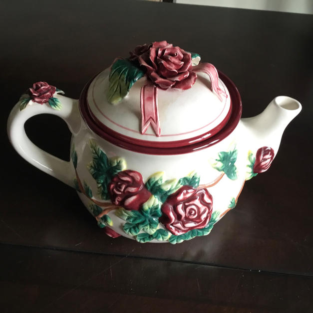 Ceramic Tea Pot