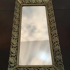 Mirrored Tray #10