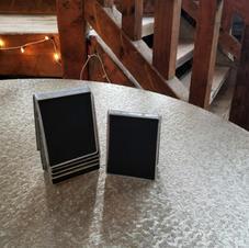 Small Galvanized Chalkboards