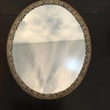 Mirrored Tray #11