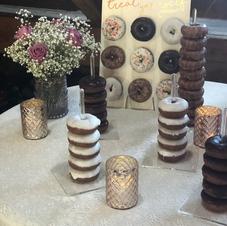 Acrylic Donut Holders
