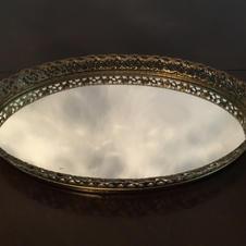 Mirrored Tray #4