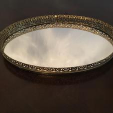 Mirrored Tray #3