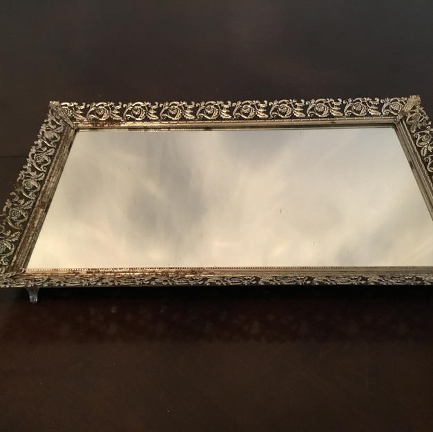 Mirrored Tray #2