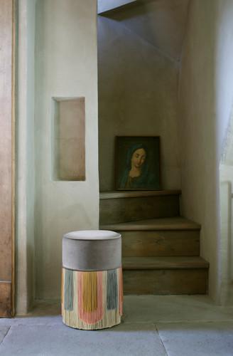 Grey Deco' collection diameter: 30 cm