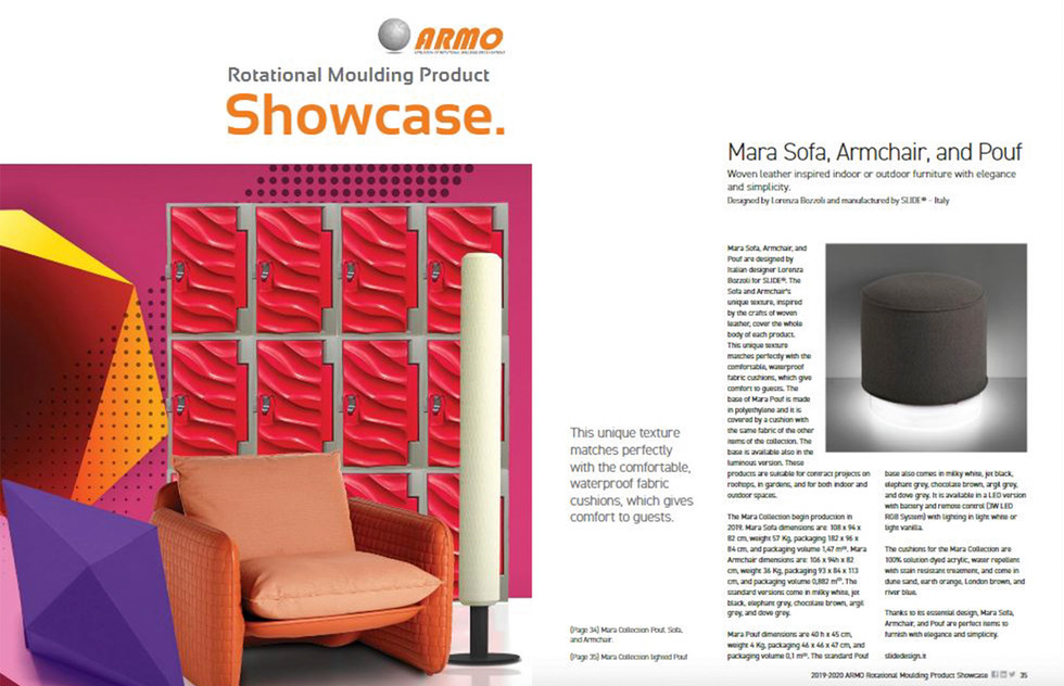 ARMO Rotational Moulding Product Showcas