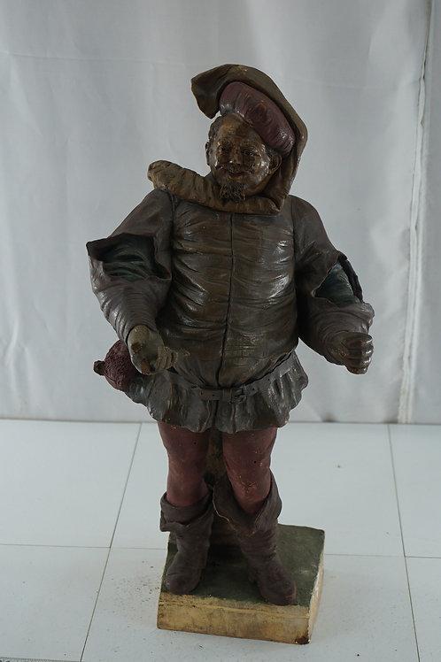 Falstaff Advertising Plaster Figurine