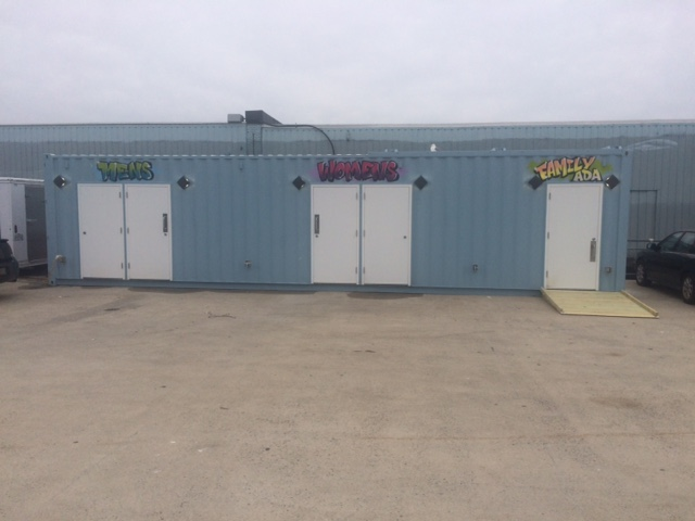 Concession Stand Buildings