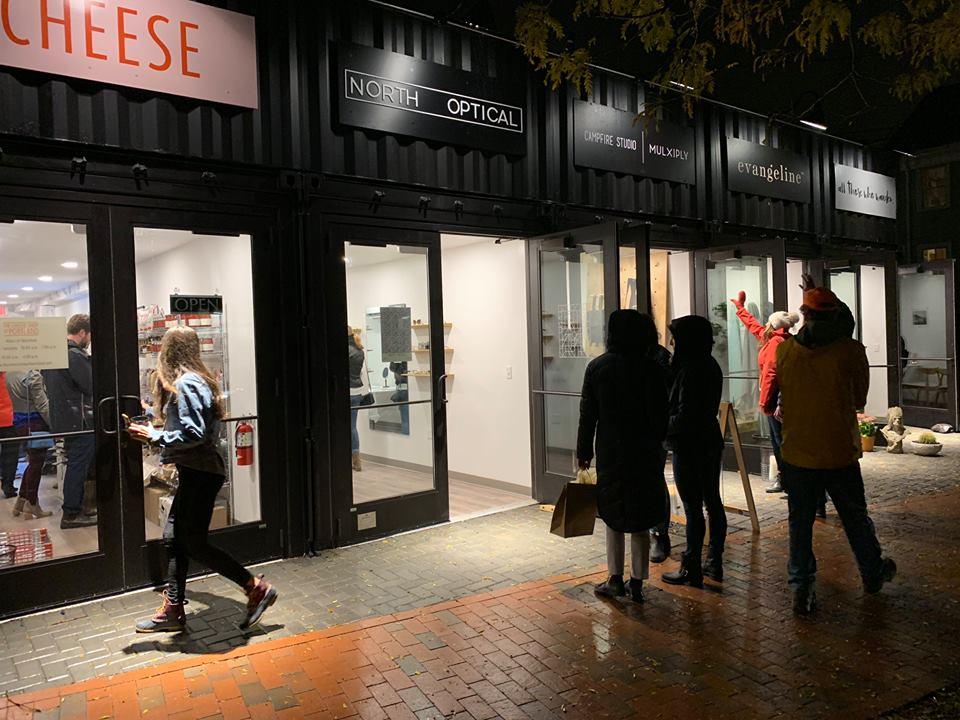 Black Box Retail project