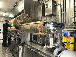 Commercial Kitchens Container