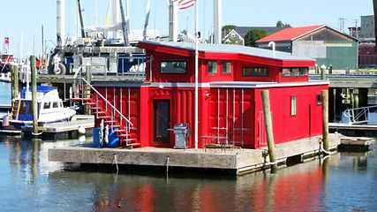 Container Boathouse