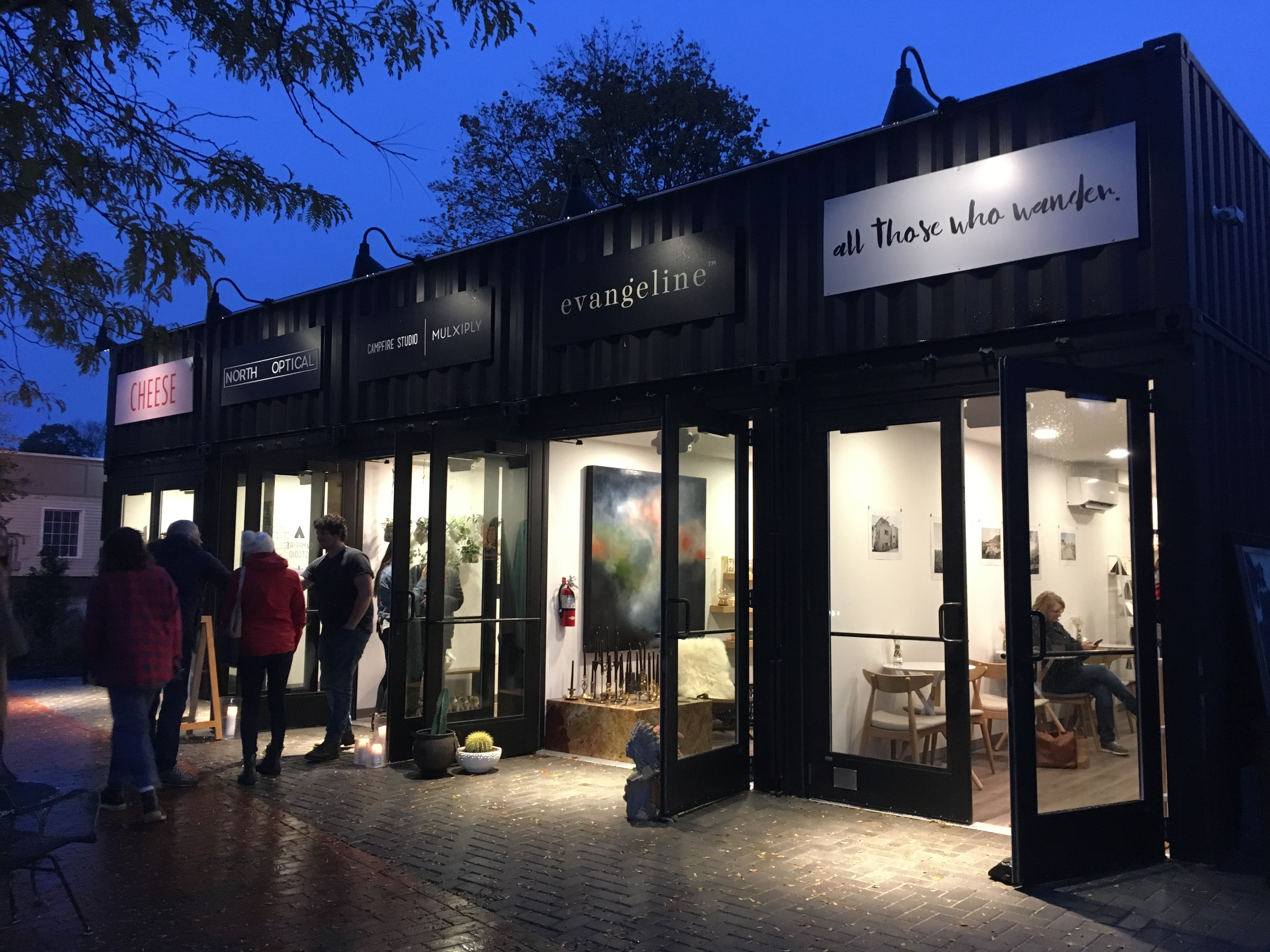 Black Box Retail project