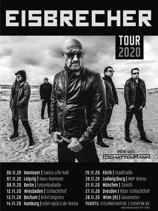 EISBRECHER TOUR 2020