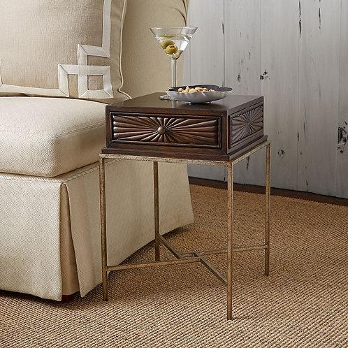 Gmelina Wood Mini Table
