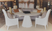 """Showroom@NelsonDesigns#%Minimalist Dining Table 60"""" sophisticated!!"""