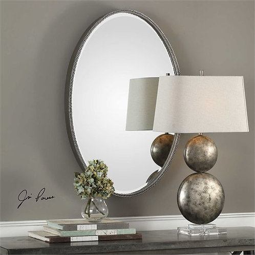 Giana Oval Mirror