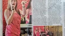 Cover Girls Female Band Rockin at Ni Hao Radisson Blu Indore!