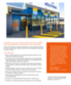Benefits for Storage Facilities