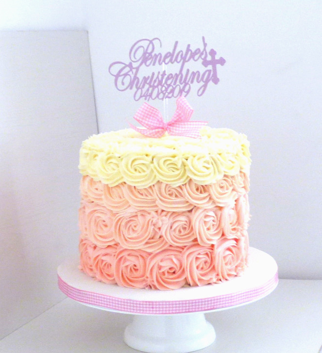 Ombre Rose Buttercream Cake_edited