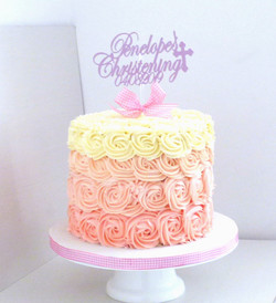 Ombre Rose Buttercream Cake_edited