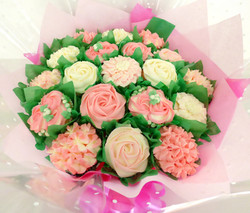 Extra Extra Large Pink & White Bouquet