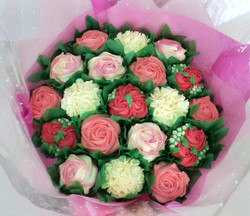 Extra Large Mixed Cupcake Bouquet