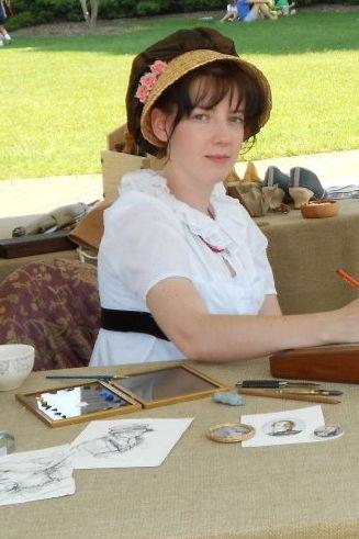 Regency Living History Artist