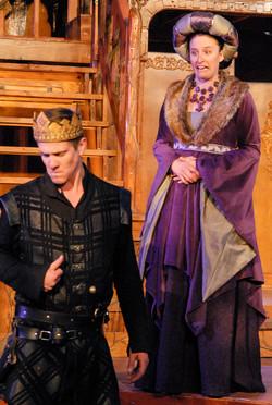 Richard and the Duchess of York