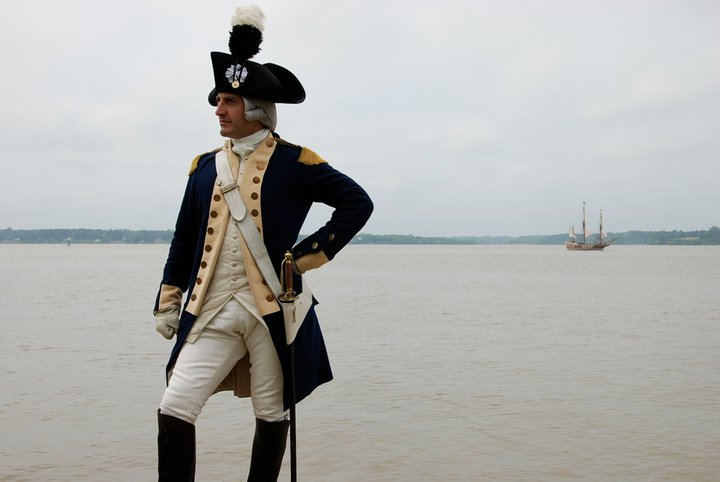 1770s Regimental Coat