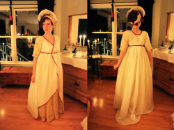 1797 Evening Gown