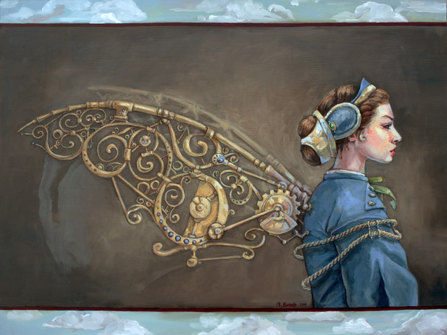 On Steampunk Wings - 2012