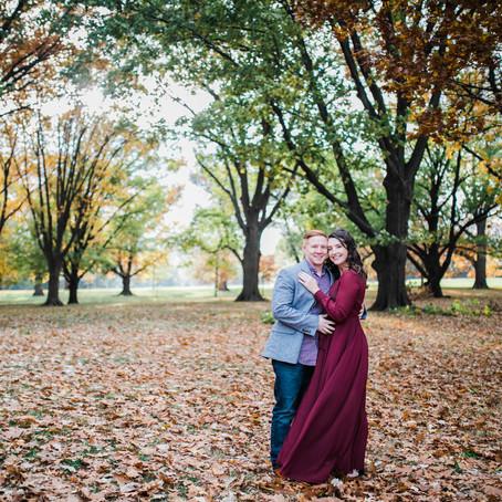 Bethany + Brandon Engagement