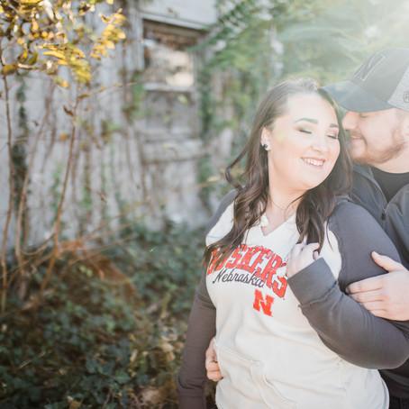 Katie + Hayden Engagement