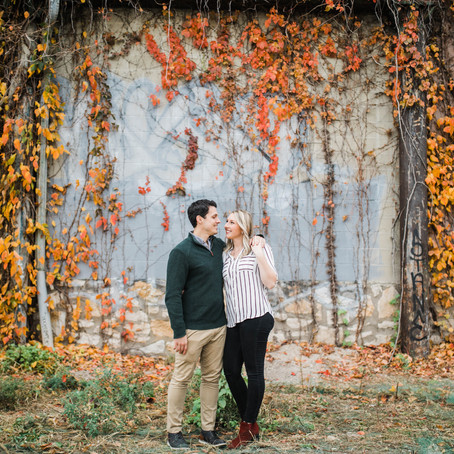 Keely + Danny Engagement
