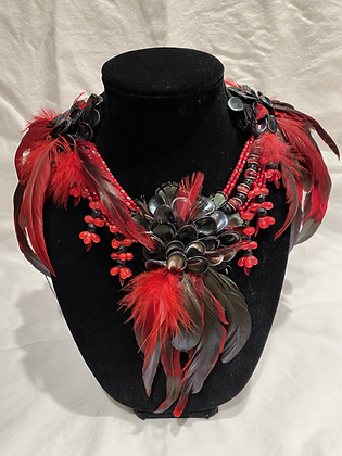 Eclectus Necklace