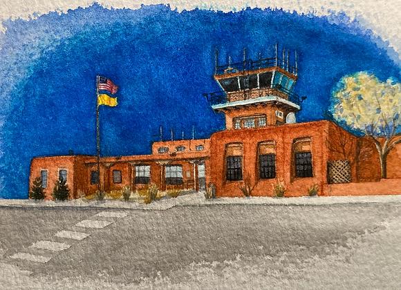 Santa Fe Regional Airport