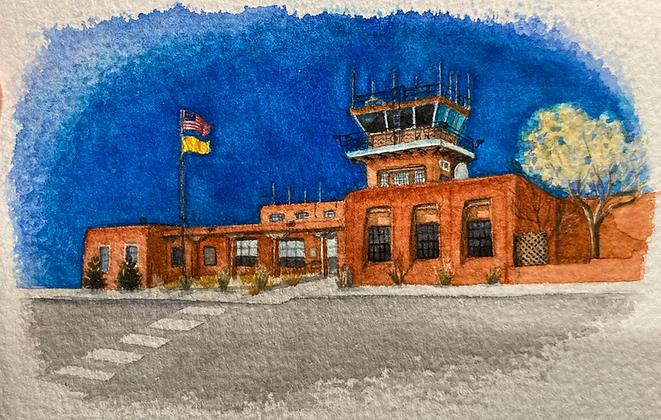 Santa Fe Regional Airport (Miniature)