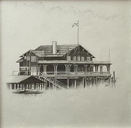 Old Seattle Yacht Club, West Seattle