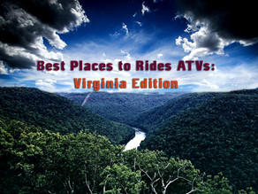 Best Places to ride ATVs: Virginia Edition