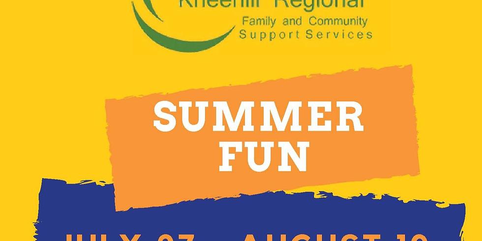 Summer Fun Programs